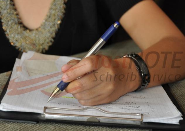 Gutscheinbogen per Hand ausgefüllt erfassen