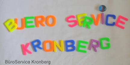 BüroService Kronberg  weltweit