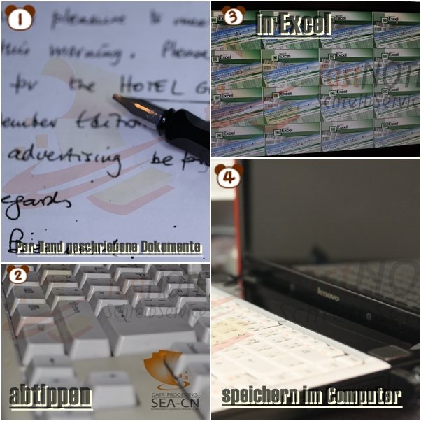 BüroService Kronberg - Büroarbeiten effizient erledigen