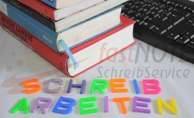 Schreibarbeiten wie Texte erfassen, zuverlässig und termingerecht