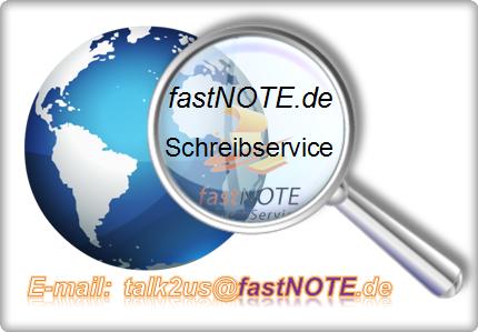 Schreibservice - Onlinerecherche, Adressrecherche, Internetrecherche