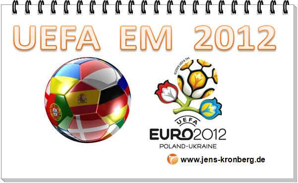 BüroService Kronberg gratuliert dem Gewinner der UEFA EM 2012