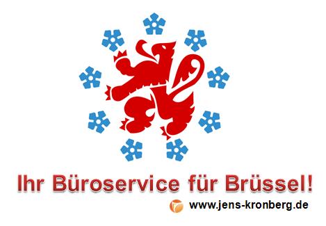 Ihr Büroservice für Brüssel