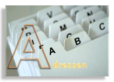 Glossar fastNOTE SchreibService - Adressen