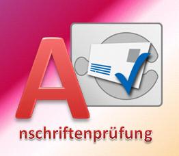 fastNOTE SchreibService Glossar – Anschriftenprüfung