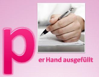 per Hand ausgefüllte Fragebögen erfassen in Excel