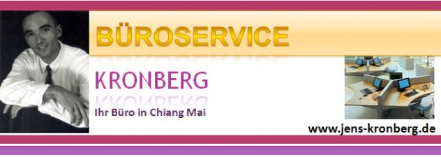 BüroService Kronberg - Ihr Büro in Chiang Mai
