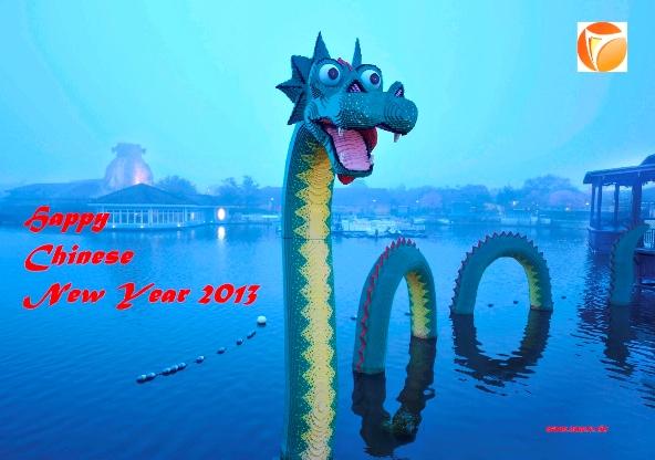 fastNOTE SchreibService wünscht Happy Chinese New Year 2013