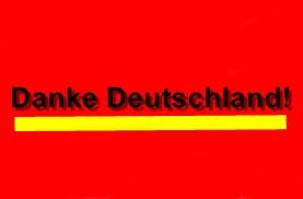 Danke Deutschland