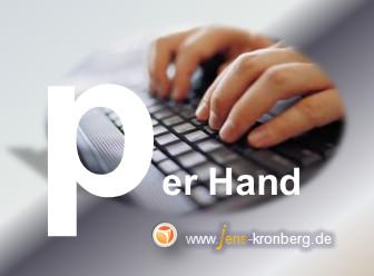 Schreibservice Glossar P - Per Hand